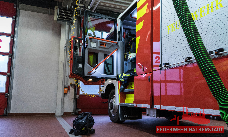 Brennender Ölofen in Einfamilienhaus– Goethestraße