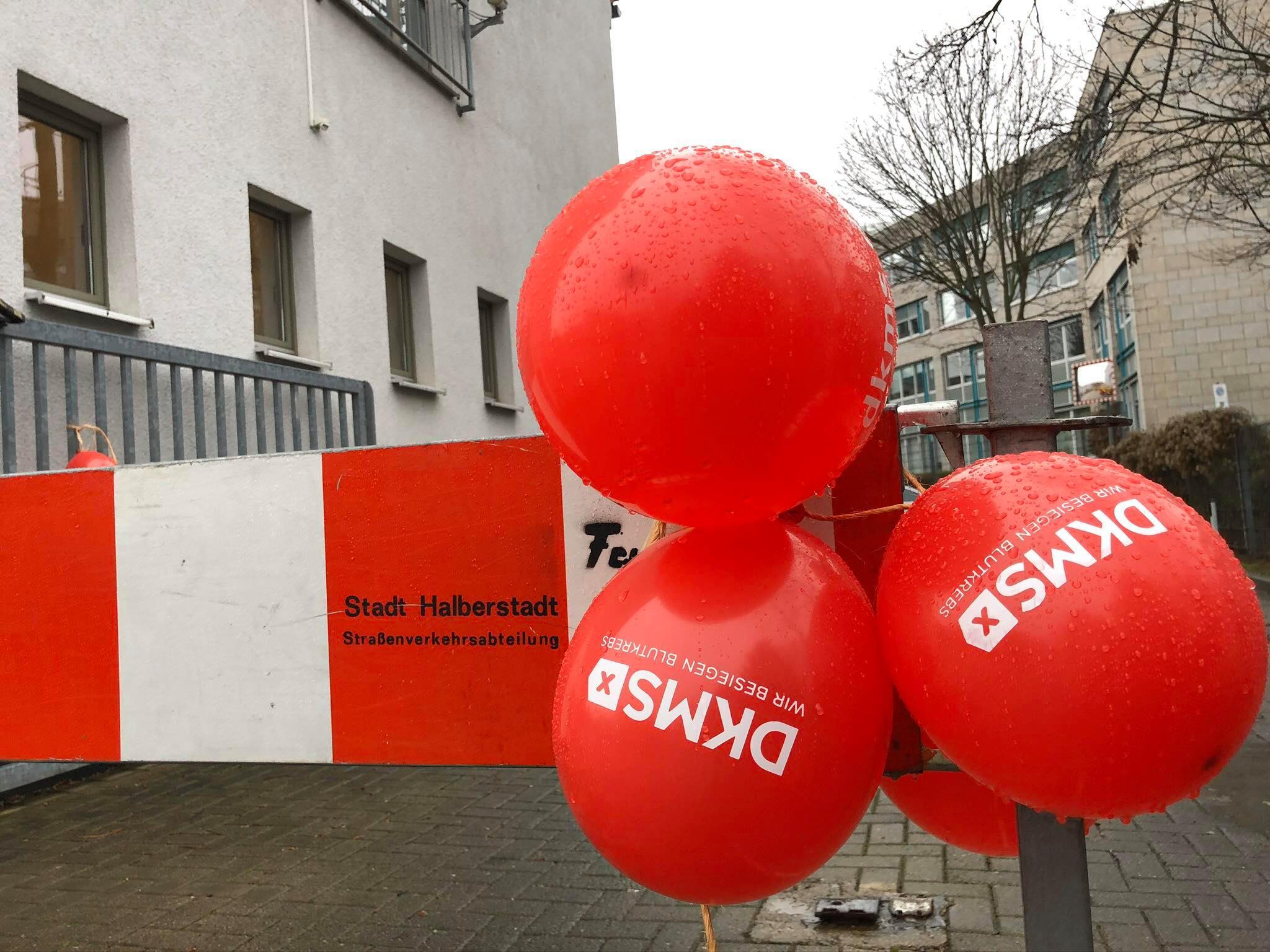 129 neue DKMS-Registrierte in Halberstadt – 1.200 insgesamt!