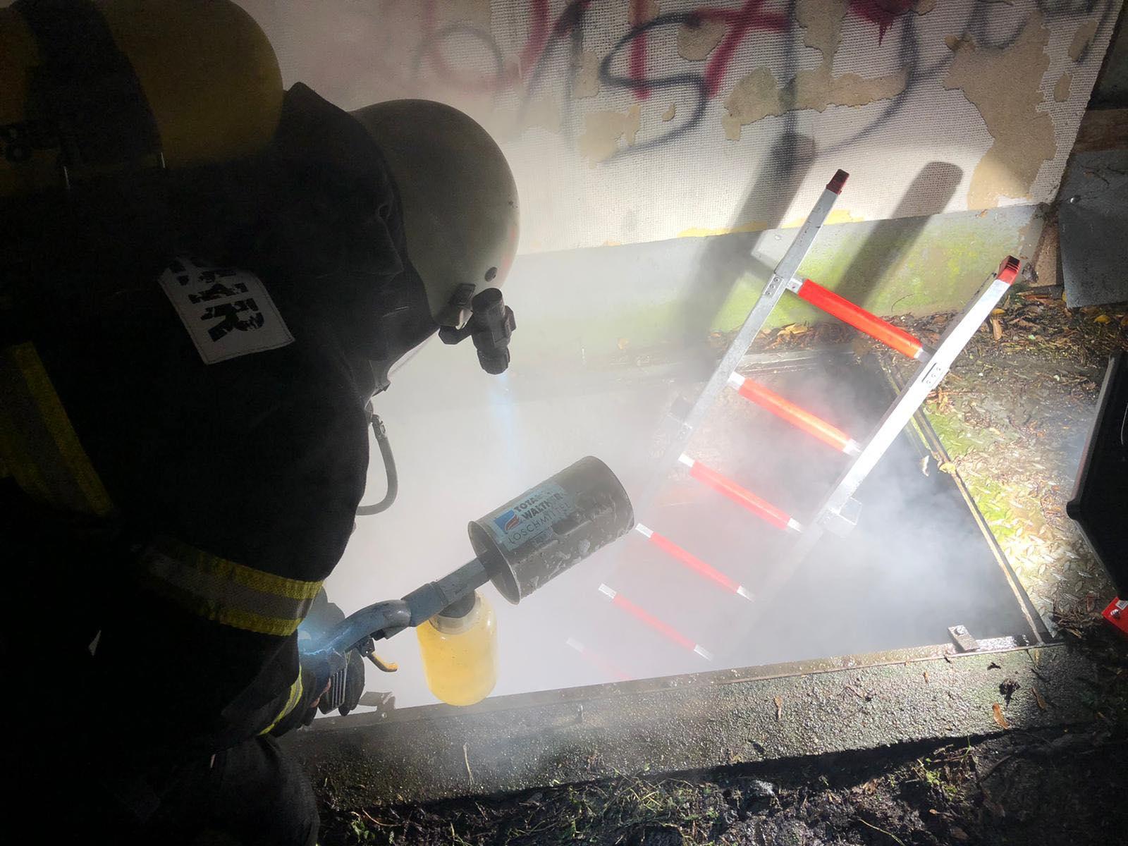 B2 – Gebäudebrand & TH1 – Türöffnung
