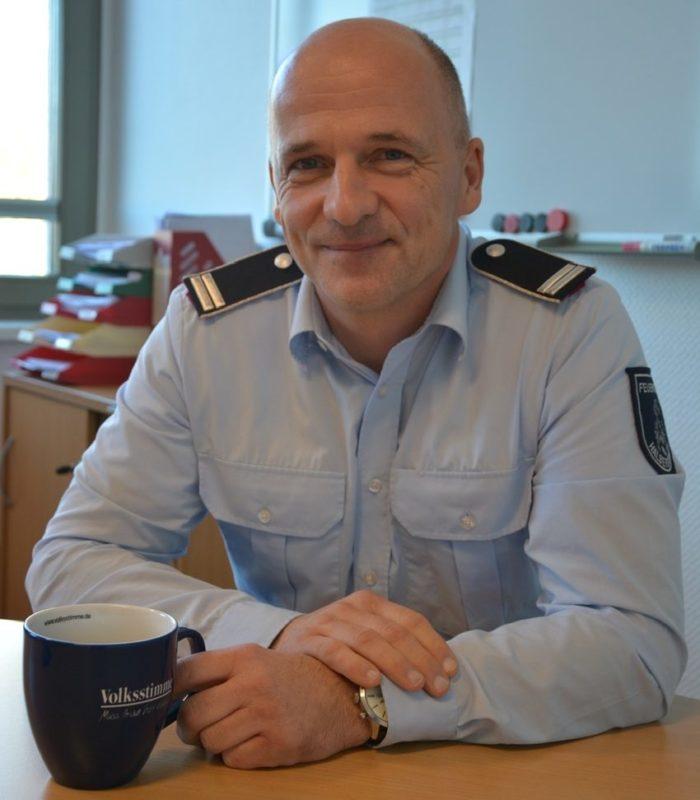 Wahrgewordener Kindheitstraum – Ingo Wetzel ist neuer Abteilungsleiter