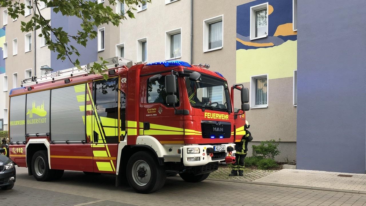 Kellerbrand im Lindenweg