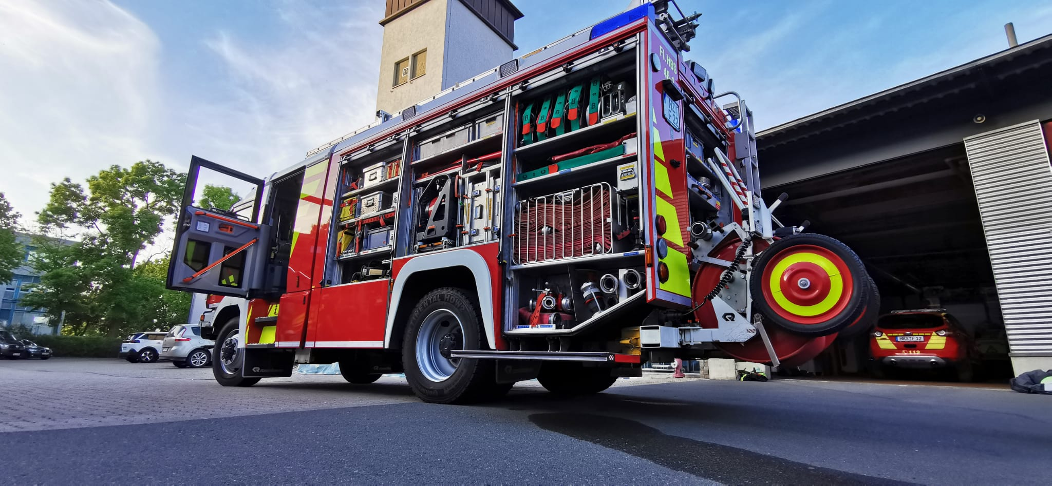 Ausbildungsstart in den Feuerwehren