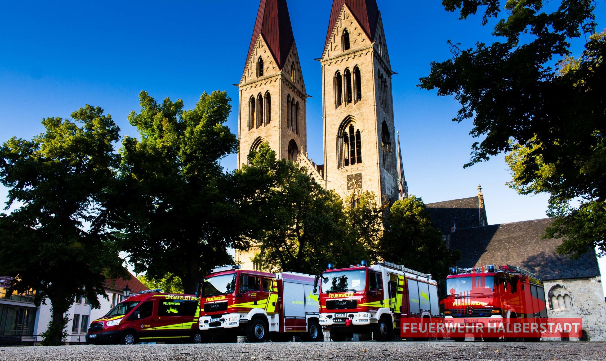 Feuerwehrmann mit Stein beworfen / Absperrungen missachtet